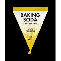 [J:ON] Скраб для лица с содой BAKING SODA GENTLE PORE SCRUB, 5гр